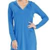 Long Sleeve Shirt Dress Sun Protection