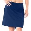 """Women's Sun Protection 17"""" Long Running Skirt Athletic Golf Skort"""