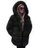 Thicken Warm Winter Coat Hood Parka Overcoat Long Jacket