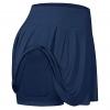 Women's Athletic Stretch Pleated Skort Tennis Skirts