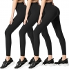 Leggings for Women-High Waist Yoga Workout Running Pants