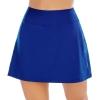 Tennis Skirt with Shorts Pockets High Waisted Golf Skorts