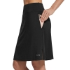 Women's Knee Length Skirts Athletic Tennis Golf Casual Shorts