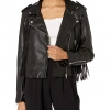 Large Womens Moto Jacket